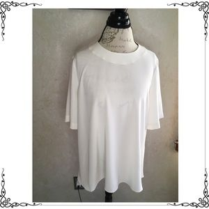 CO Oversized Georgette T-shirt
